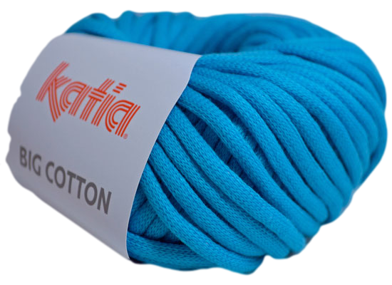 Big Cotton, turquoise 64