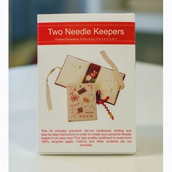 Two Needle Keepers